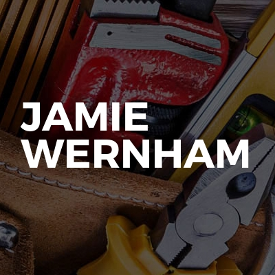 Jamie wernham