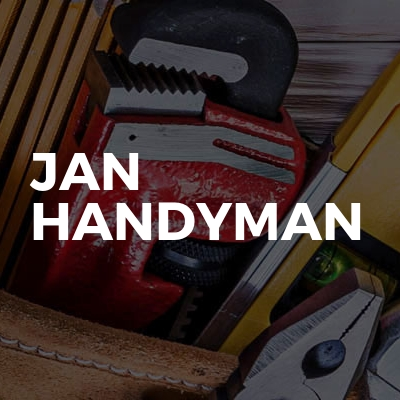 Jan Handyman