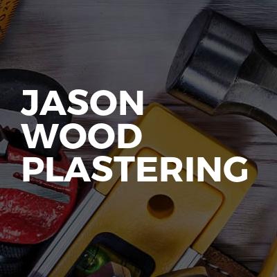 Jason wood plastering