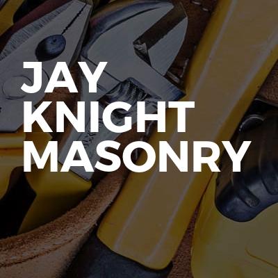 Jay knight masonry