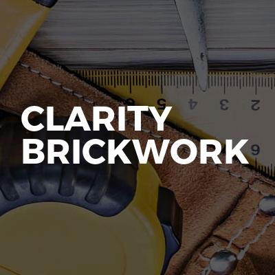 Clarity Brickwork