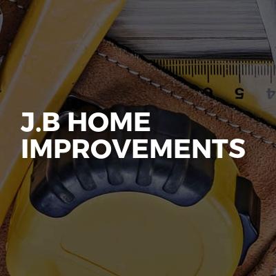 J.b Home Improvements