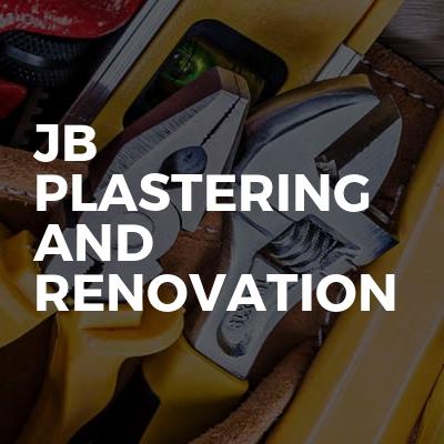 Jb plastering and renovation