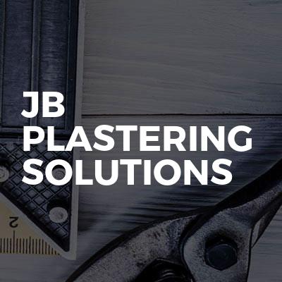 Jb Plastering Solutions