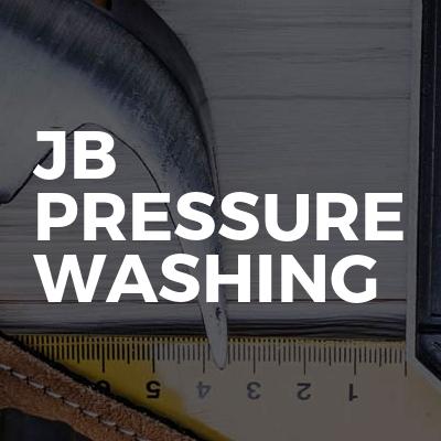 JB Pressure Washing