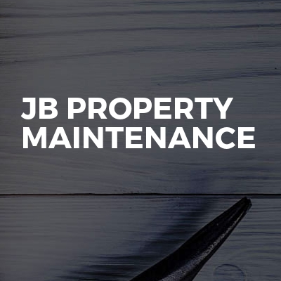 Jb property maintenance