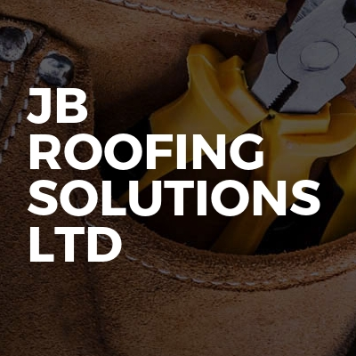 JB Roofing Solutions LTD