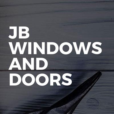 Jb windows and doors