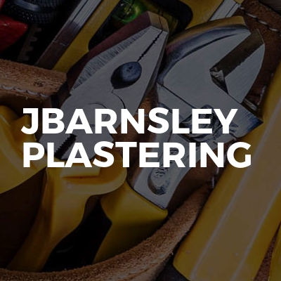 JBarnsley plastering