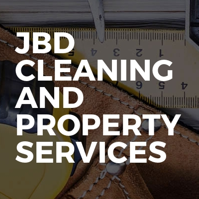 JBD Cleaning and Property Services