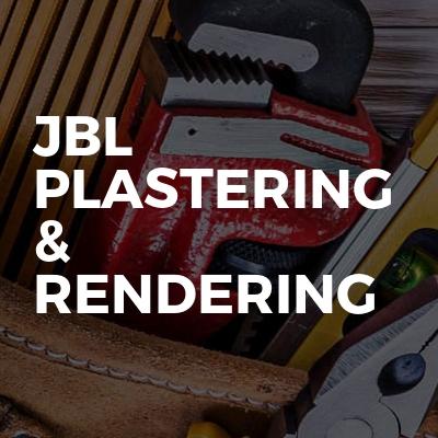 JBL Plastering & Rendering