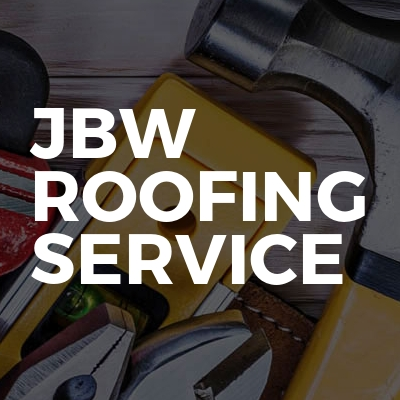 JBW roofing service
