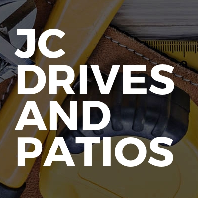 JC drives and patios