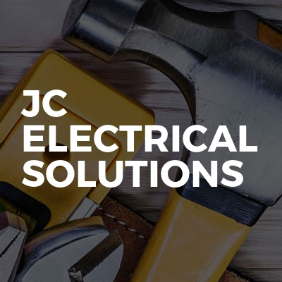 JC Electrical  Solutions