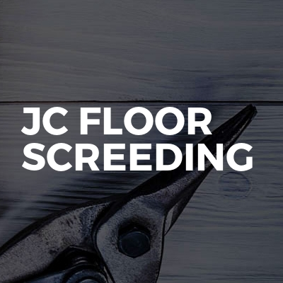JC Floor Screeding