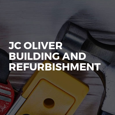 Jc oliver building and refurbishment