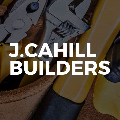 J.cahill Builders