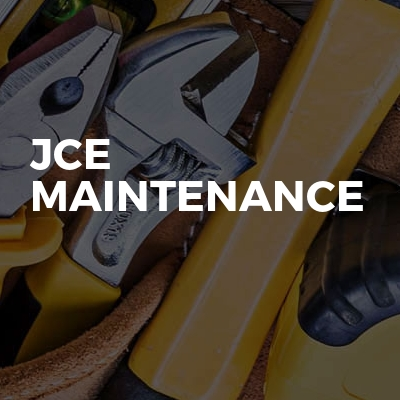 JCE Maintenance