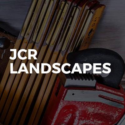 Jcr Landscapes