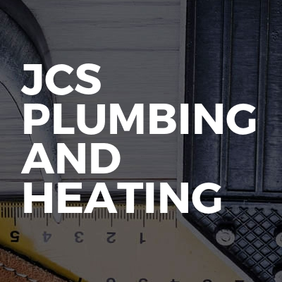 JCS Plumbing and Heating