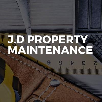 J.D Property Maintenance