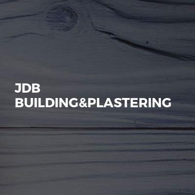 JDB Building&Plastering