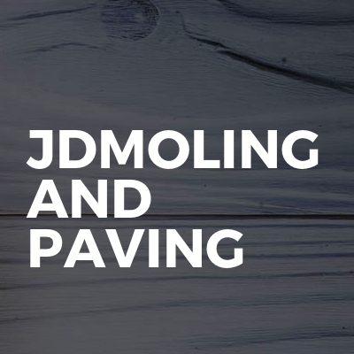 Jdmoling and paving
