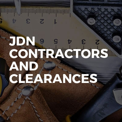 JDN contractors and clearances