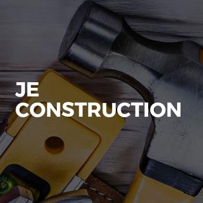 Je construction