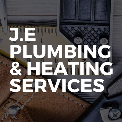 J.E Plumbing & Heating Services