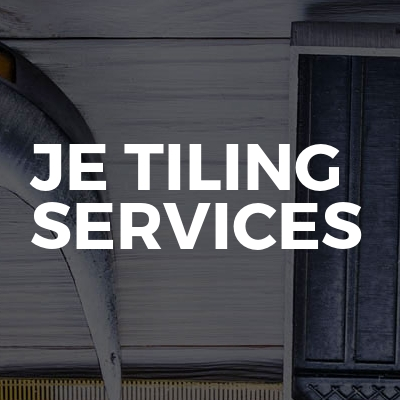 JE Tiling Services