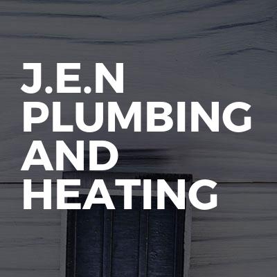 J.E.N Plumbing and Heating