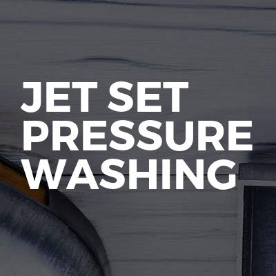 Jet Set Pressure Washing