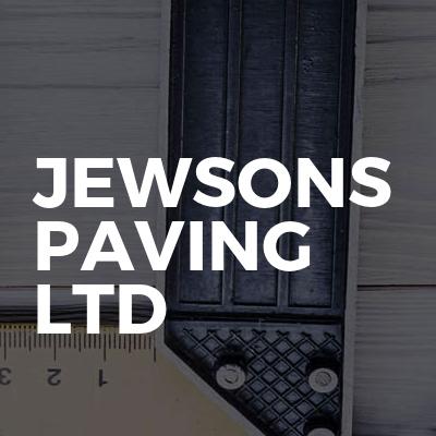 Jewsons Paving Ltd