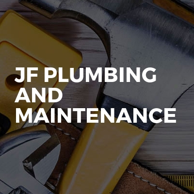 JF Plumbing And Maintenance