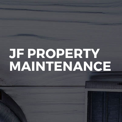 Jf Property Maintenance