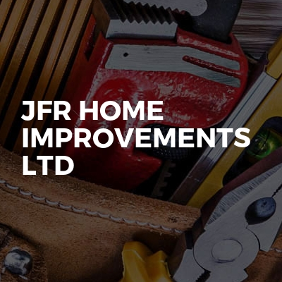 JFR Home improvements