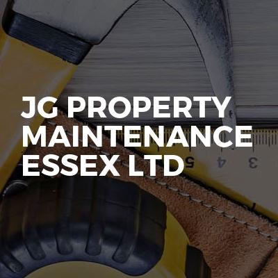 JG Property Maintenance Essex LTD