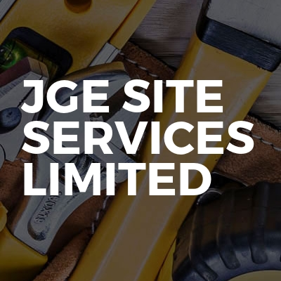 JGE Site Services LIMITED