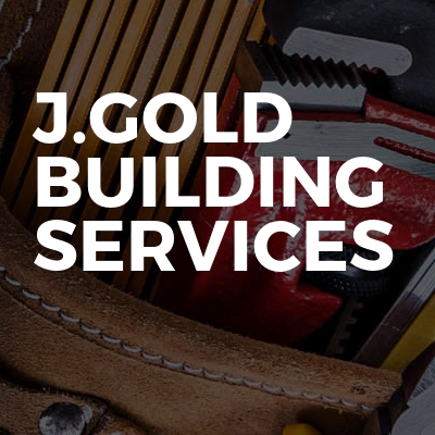 J.Gold building services
