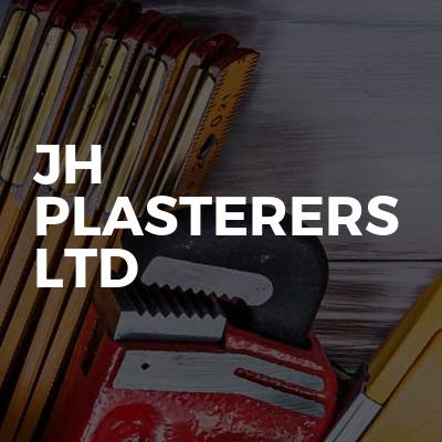 JH PLASTERERS LTD