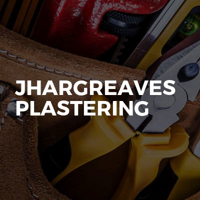 JHargreaves Plastering