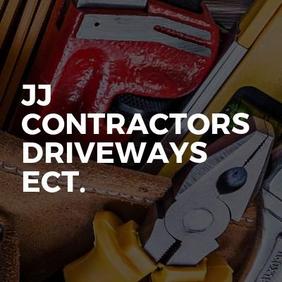 JJ Contractors Driveways Ect.