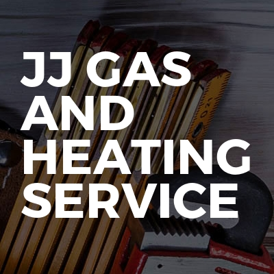 JJ Gas And Heating Service