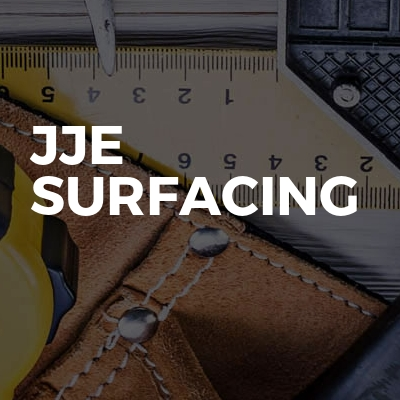 JJE surfacing