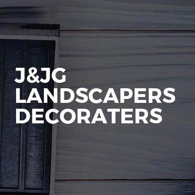 J&jg Landscapers Decoraters