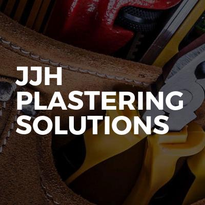 JJH Plastering Solutions
