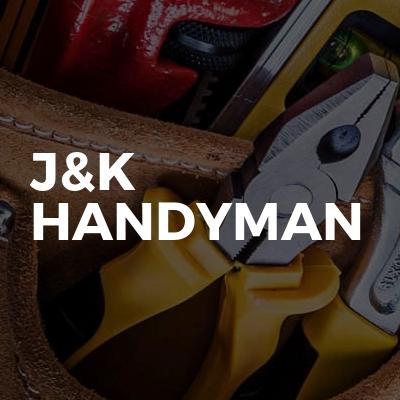 J&K handyman