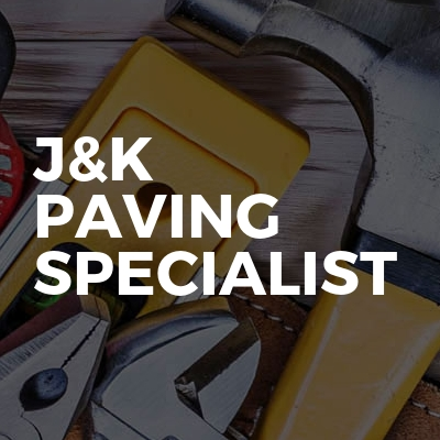 J&K Paving Specialist