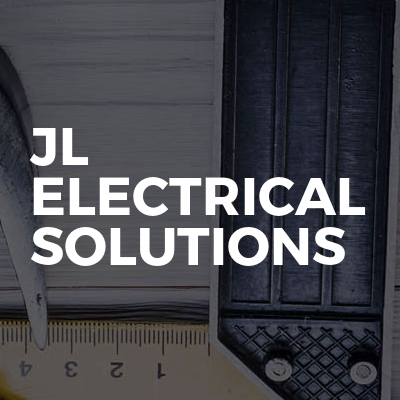 JL Electrical solutions